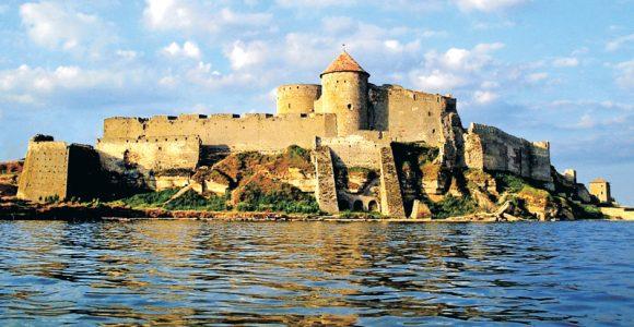 фортеця в місті Білгород-Дністровський