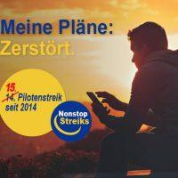 """""""Мої плани: зруйновані"""". Ryanair тролить Lufthansa через занадто часті страйки"""