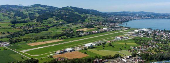 St. Gallen Altenrhine airport - Bodensee