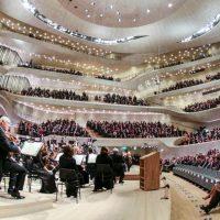 У Гамбурзі відкрили Ельбську філармонію – колишній довгобуд, а нині один із найкращих музичних театрів світу