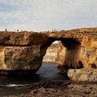 """На Мальті обвалилася знаменита скеля """"Лазурове вікно"""" з серіалу """"Гра престолів"""". ФОТО"""