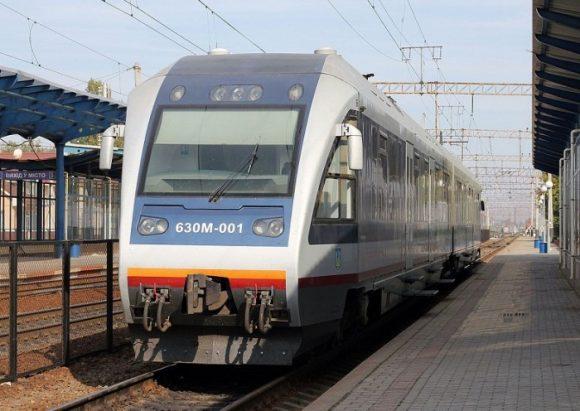 Рейковий автобус Ковель-Хелм