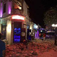 Землетрус на грецьких і турецьких курортах Кос та Бодрум: двоє загиблих, сотні постраждалих. ФОТО