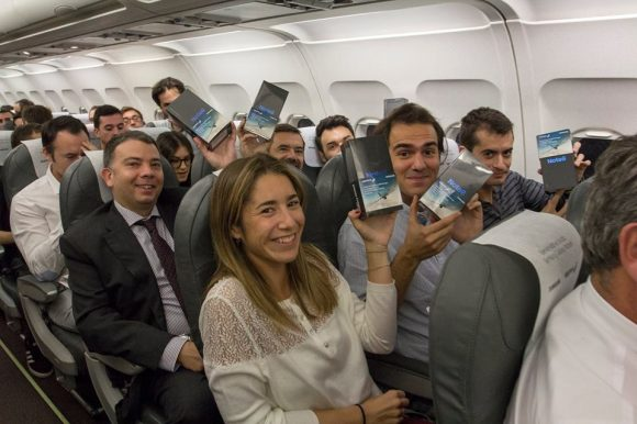 Iberia Samsung 8