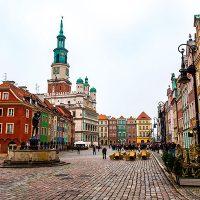 Познань стала першим містом Польщі, яке українізувало свій сайт