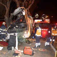 ДТП з туристичним автобусом у Туреччині: загинули 11 людей