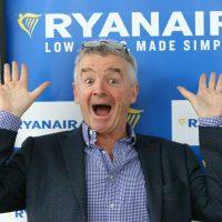 Британці визнали Ryanair найгіршим авіаперевізником
