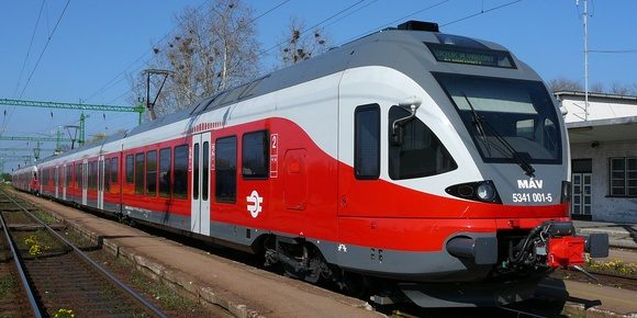 угорський поїзд