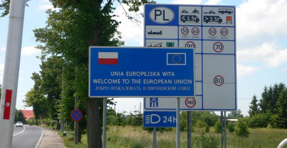 EU border Poland