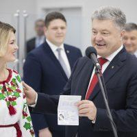 Відповідь скептикам: в Україні видали 10-мільйонний біометричний закордонний паспорт. ВІДЕО