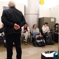 """В аеропорту """"Бен Гуріон"""" затримали цілий літак українців, бо в Україну не впускали 35 ізраїльтян"""